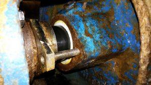 Packungen für Pumpen und rotierende Aggregate