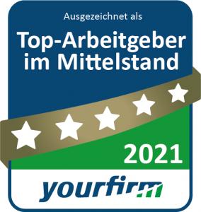 Top-Arbeitgeber im Mittelstand 2021