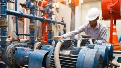 Messungen der Temperatur und Schwingung sind die gebräuchlichste Methode zur Überwachung des Zustands von Pumpen und anderer rotierender Aggregate