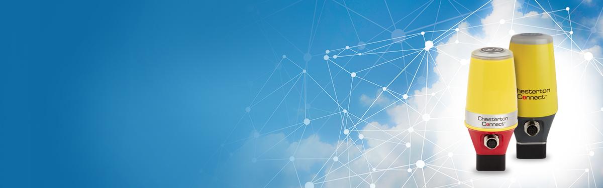 Der Chesterton Connect™ Sensor in der Version eigensicher, die neueste Veröffentlichung von Chesterton's IoT Produktlinie, ist zertifiziert für den Einsatz an Aggregaten